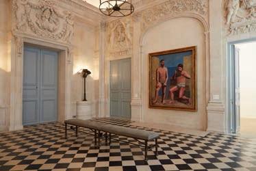 Musée Picasso, salon Jupiter © Musée national Picasso-Paris, 2015/Fabien Campoverde