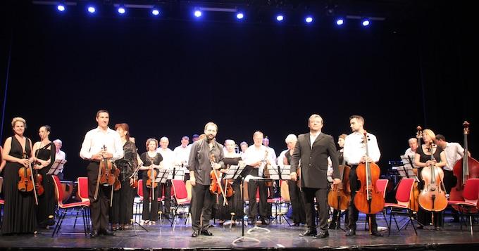 Orchestre de Bryansk © PA