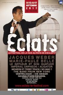 16e édition d'Eclats, le festival de la Voix au pays de Dieulefit du 13 au 17 septembre 2017 à Dieulefit, Drôme