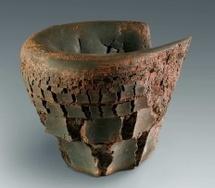 Akiyama Yo, Metavoid, 2009, ceramic, 56x54x66cm