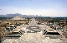 Teotihuacán (Mexique), de la base spatiale à la cité des Dieux. En résonnance avec l'exposition du musée du Quai Branly