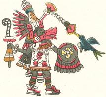 Quetzalcóatl, le dieu Serpent à plumes © P. Aimar