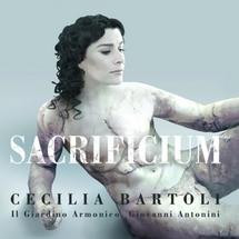Sacrificium par Cecilia Bartoli (Decca 478 15 21)