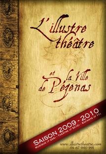 14, 21 et 28 Novembre, On ne fait d'Hamlet sans casser des œufs d'Alcime Padiglione et Méla Sanchez, Illustre théâtre, Pézenas