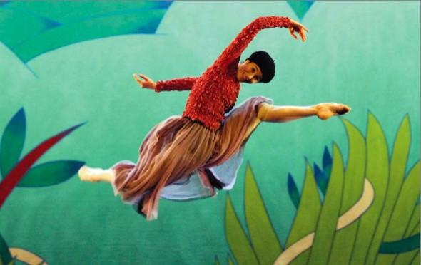 Ballet de l'Opéra de Lyon, Giselle, 4 décembre