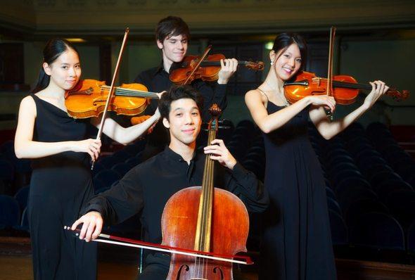 Palmar s du 6 me concours international de musique de - Concours international de musique de chambre de lyon ...