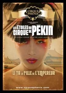 18 mars, Les Etoiles du Cirque de Pekin au Dôme de Marseille