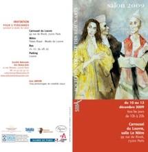 10 au 13 décembre, L'Espagne et le Canada au salon de la Nationale des Beaux-arts, Carrousel du Louvre, Paris