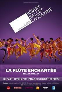 Le Béjart Ballet Lausanne revient à Paris pour La Flûte Enchantée en 2018