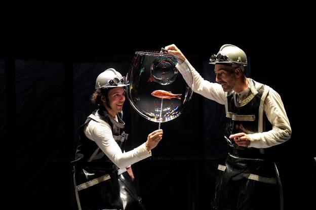 La Compagnie Pep Bou présentera le spectacle « Clinc! » au Festival Assemblage'S le 8 octobre 2017 à Genève