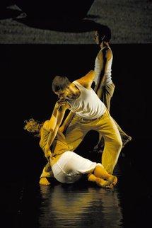12 décembre, Le Ballet de Pécs à Paris. L'avant-goût de « Pécs 2010 » à l'Institut hongrois de Paris
