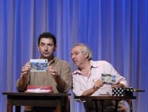 12 au 20 janvier, Bien des choses, de François Morel, théâtre du Jeu de Paume à Aix-en-Provence