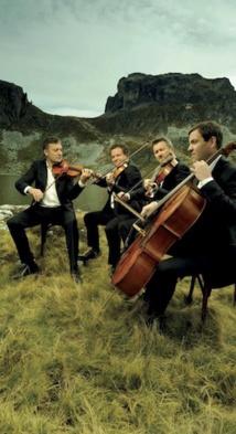 Le Quatuor Debussy en Ardèche pour une résidence artistique et deux concerts (17 et 19 octobre 2017)