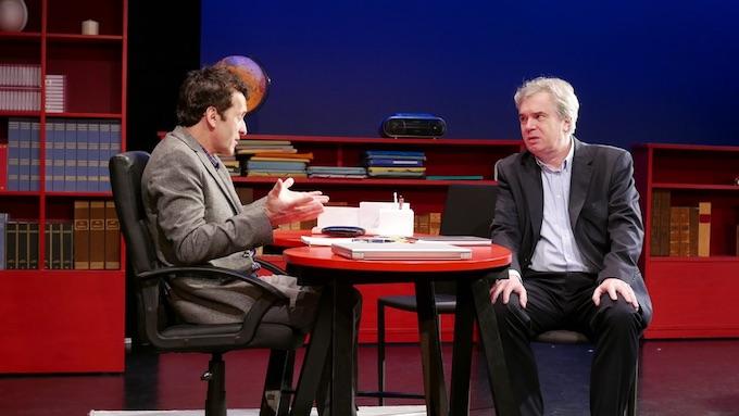 Le cas Martin Piche de Jacques Mougenot, Ciné-théâtre de Tournon (Ardèche), le 7 novembre 2017