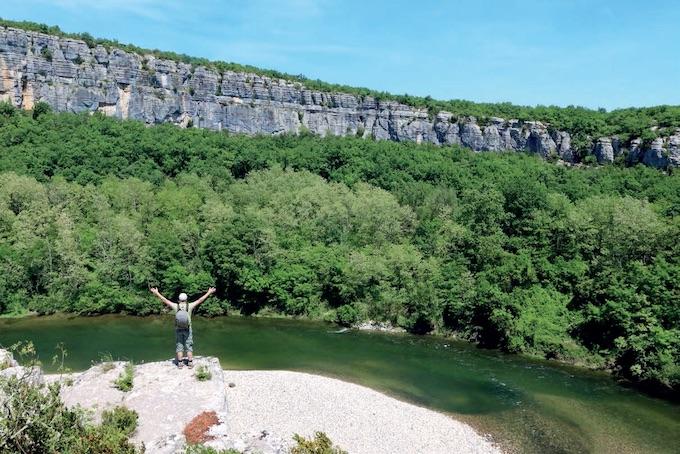 Découvrez le sud-Ardèche hors-saison!