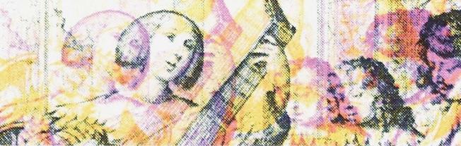 Duo Mescolanza, Christina Alis Rauch, Julien Ferrando, clavicythériums – orgues portatifs, le 28 octobre au Palais des Papes, Avignon