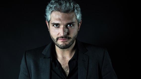 Pierre-Emmanuel Barré en spectacle au Radiant Bellevue, Caluire-et-Cuire, le 4/11/17