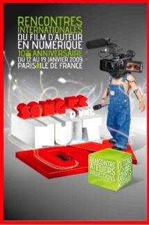 Rencontres internationales du film d'auteur en numérique