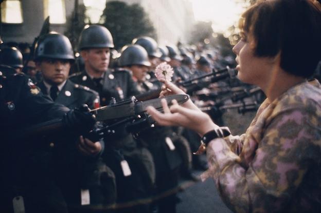Washington, 1967 © Marc Riboud, courtesy Polka Galerie