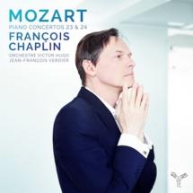 François Chaplin, piano, joue Wolfgang Amadeus Mozart