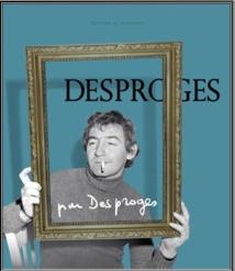 Les Éditions du Courroux, la librairie Sauts & Gambades, Gaspardigas Productions et la Ville de Dieulefit présentent deux temps forts autour de Pierre Desproges le samedi 25 novembre 2017