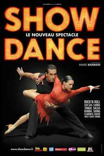 Show Dance samedi 6 mars 2010 au Dôme de Marseille à 15h et 20h30