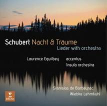 Nouveau disque Schubert, par Insula orchestra et Laurence Equilbey