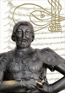 Louis-Claude Vassé, Buste de François Ier en armure, Musée du Louvre (c) RMN / René-Gabriel Ojéda