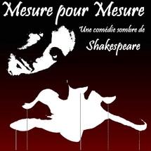 21 au 24 janvier, Mesure pour Mesure, d'après William Shakespeare, au théâtre Carré 30 à Lyon