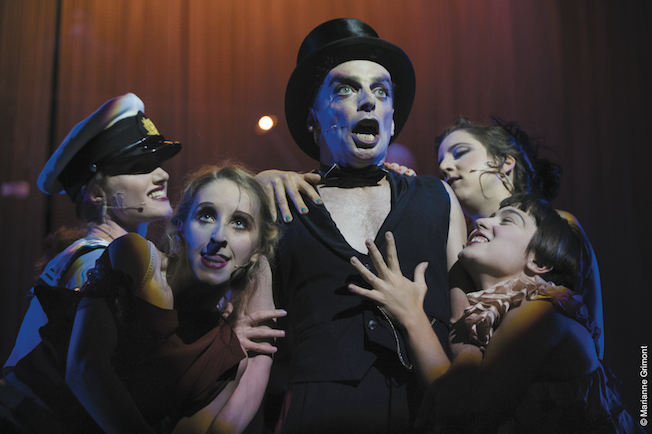 Cabaret © Marianne Grimont