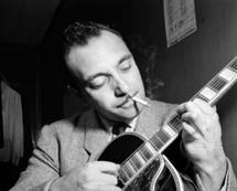 29 janvier, Centenaire Django Reinhardt (1910 - 1953), Bourse du Travail à 20h30, Lyon