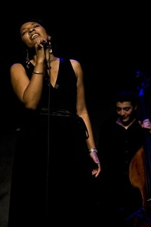 12 février, Rachel Ratsizafy 4tet au Caveau de l'Illustre Théâtre de Pézenas