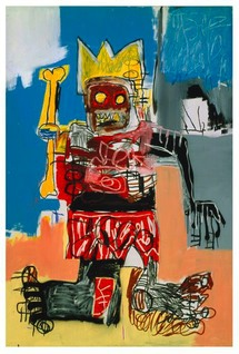 Jean-Michel Basquiat: Sans titre (1982) Collection privée, courtesy Tony Shafrazi Gallery © 2009 Jean-Michel Basquiat / ProLitteris, Zurich