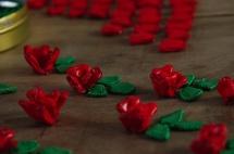 12 février au 20 mars. Exposition Mignonne, allons voir si la rose.....  Astrid Méry Sinivassin, à la Fondation Bullukian de Lyon
