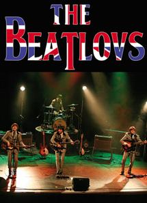 12 Mars. The Beatlovs [Hommage aux Beatles] en concert au CEDAC de Cimiez, Nice