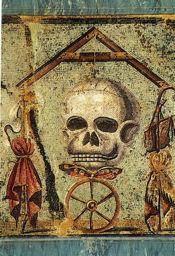 Mosaïque polychrome romaine, Ier siècle, Pompéi
