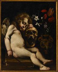 Luigi Miradori dit Genovesino, « Vanitas » © Museo Civico