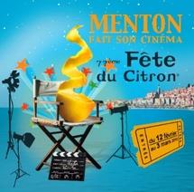 12 février au 3 mars. Menton fait son cinéma : 77e fête du Citron
