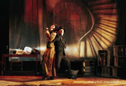 30 mars au 3 avril. Ruy Blas de Victor Hugo, mise en scène William Mesguish, théâtre du Jeu de Paume, Aix-en-Provence