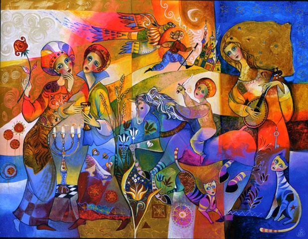 6 au 27 février. Didier Delamonica célèbre l'amour. Artclub Gallery, Paris