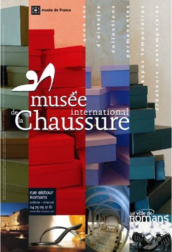 Vacances de février, Le jeudi, c'est musée ! au Musée international de la chaussure de Romans sur Isère