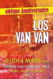 Los Van Van, concert, Théâtre Lino Ventura à Nice, théâtre, lino ventura, nice