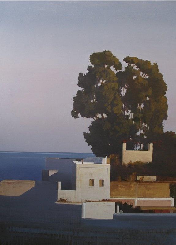 Behi Shamiri. Eucalyptus 195x145 cm