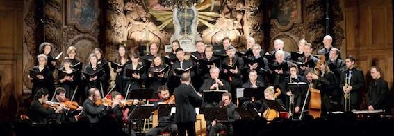 J.S Bach · Magnificat par Concert de l'Hostel Dieu. Une fête musicale pour tous. 17/12/17, église St-Laurent à Aubenas