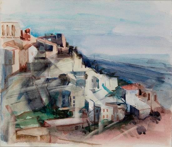Promenades dans la lumière de Vaucluse, Musée Vouland, Avignon, jusqu'au 13 mai 2018