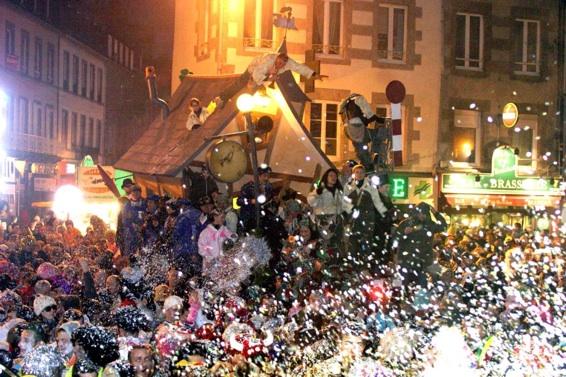 12 au 16 février 2010, « Carnaval de Granville », 136ème édition