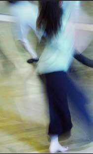 Les «Indes dansantes», , création chorégraphique et musicale d'après Les Indes galantes de J.-P. Rameau, par Hervé Niquet et Nathalie Pernette à  l'Académie baroque européenne d'Ambronay