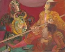 13 mars au 17 avril 2010, exposition Blasco Mentor (1919-2003) à la galerie Estades à Toulon
