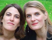 Mélanie Moussay, soprano, Cécile Steffanus, piano
