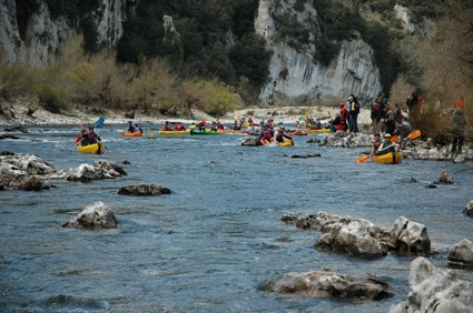 2008 Raid Vallon Pont d'Arc © D.Fresson